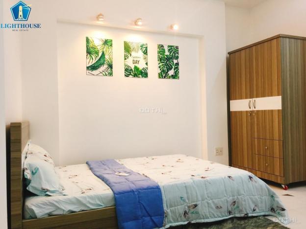 Phòng trọ CHDV Phú Nhuận 27m2, full nội thất chỉ, 5 tr/th