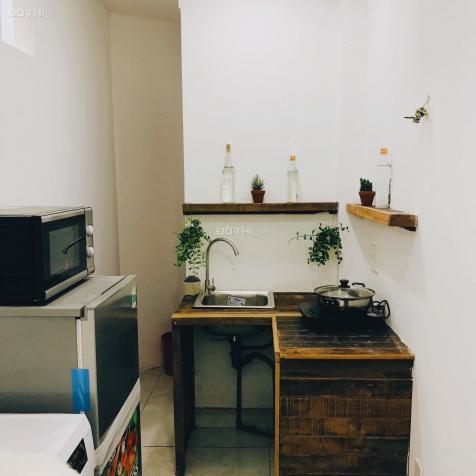 Cho thuê phòng full nội thất cao cấp 20 Huỳnh Tịnh Của P8 Q3 Liên Hệ : Anh Bi