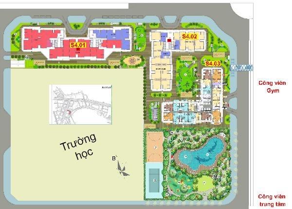 Saphire Hoa Hậu Hót Nhất Phân Khu Saphire Vinhomes Smart City