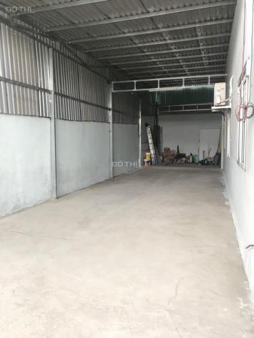 Cho thuê nhà nguyên căn 200m2 vừa ở vừa kinh doanh tại 201/1 Vườn Lài P An Phú Đông Q12