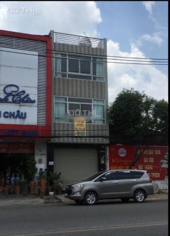 Cho thuê nhà nguyên căn 1 trệt 2 lầu mặt tiền số 2 Chế Lan Viên P Tây Thạnh Q Tân Phú