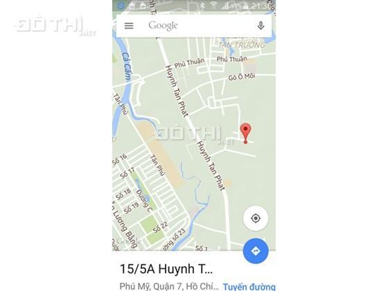 Nhà nhỏ 1 lầu Huỳnh Tấn Phát Q7- Gần Phú Mỹ Hưng, GIỜ TỰ DO