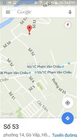 Phòng trọ 18m2 có gác & kệ bếp ngã 3 Phạm Văn Chiêu_Đường 53, P14 GV