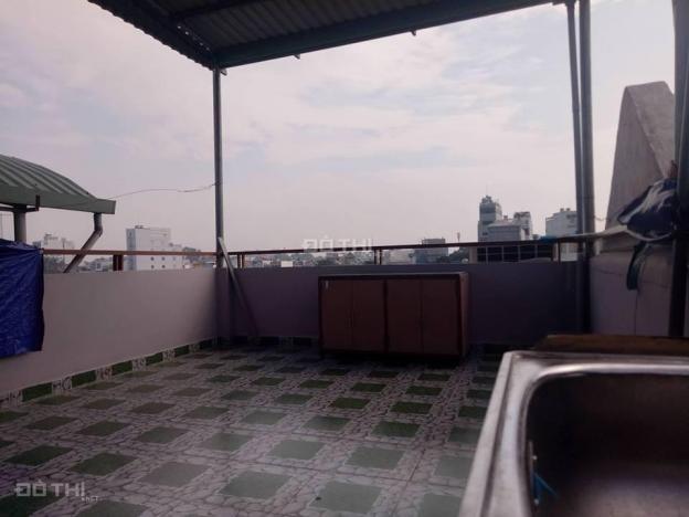 Căn hộ dịch vụ Phú Nhuận 45m2, full nội thất, bếp, bảo vệ 24/7, free DV