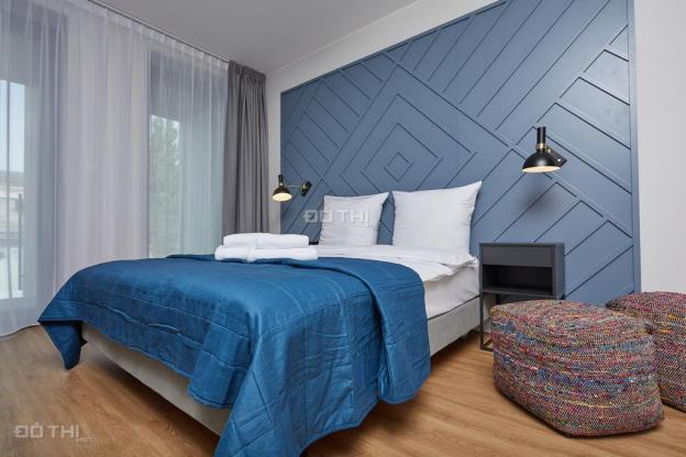Cho thuê 12 phòng full nội thất - CHDV Cô Bắc - Quận 1 13m x 15m giá 80tr/th