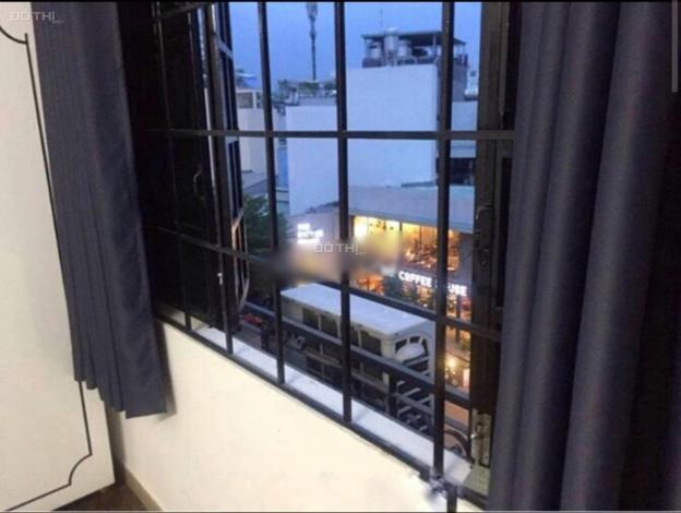 Cho thuê phòng trọ đầy đủ nội thất, nhà mặt tiền 110 Rạch Bùng Binh, P9, Q3, giá 3,5tr/tháng