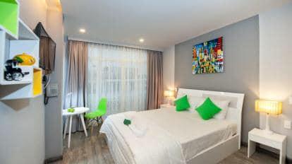 Khách sạn Mặt tiền Lê Thánh Tôn 15P full nội thất 9000