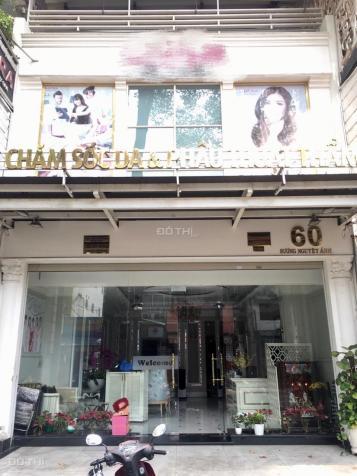 Chính chủ cho thuê nhà nguyên căn mặt tiền 60 Sương Nguyệt Ánh, P. Bến Thành, Quận 1