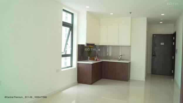 Cho thuê Officetel Central Premium Tạ Quang Bửu Q8, DT 36m2, 7tr , ML, rèm ,NN