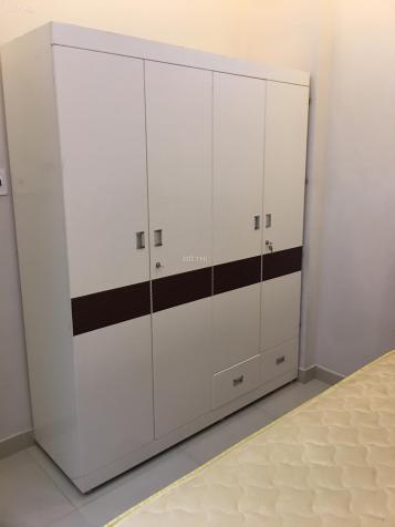 Nhà gần sân bay DTSD 750m2, 6 tầng 11P full nội thất 80tr/th