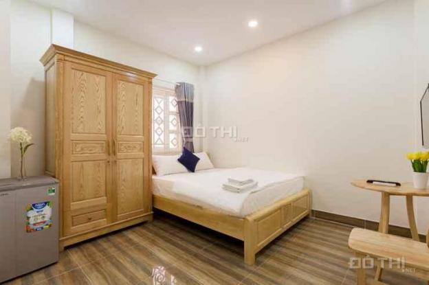 Phòng cho thuê ngay Võ Thị Sáu, Q3, diện tích 20-35m2, full tiện nghi. Giá 5.5-8.5tr