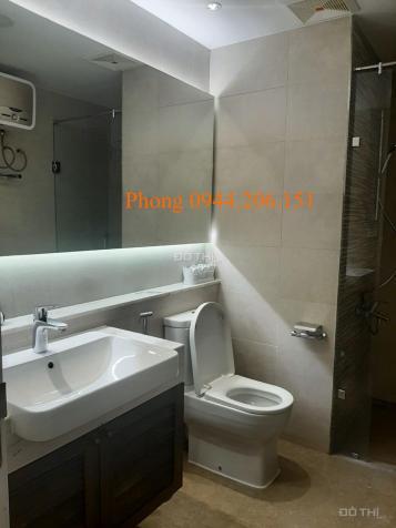 Cho thuê căn hộ River Park Premier block C, view hồ bơi, nội thất cao cấp 2500