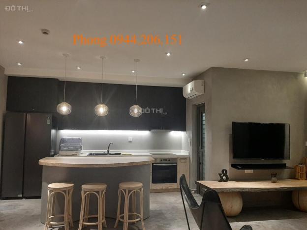 Cho thuê căn hộ River Park Premier block C, view hồ bơi, nội thất cao cấp