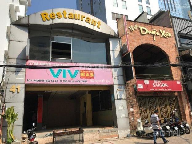 MT số 41 Nguyễn Thị Diệu, P6, Q3 (dt: 7.5 x 32.5m), nhà 2 tầng. 090.292.7979