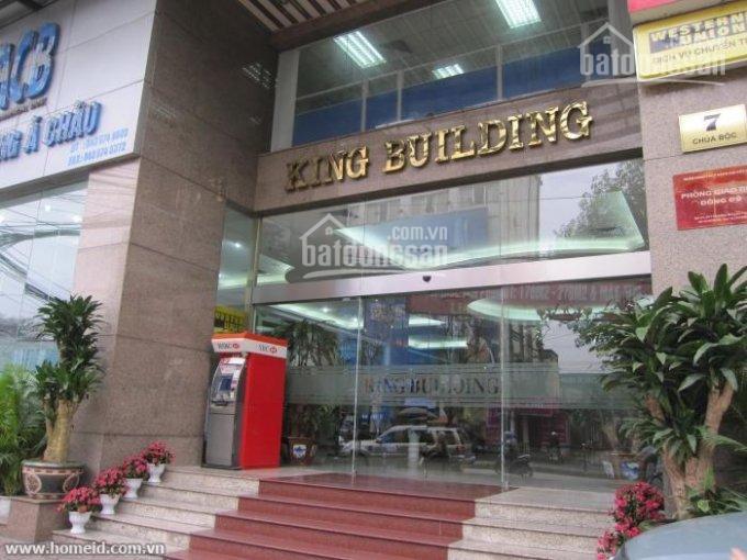 Cho Thuê Văn Phòng 60M2, 100M2 Tòa King Building Số 7 Chùa Bộc, Đống Đa, Hà Nội