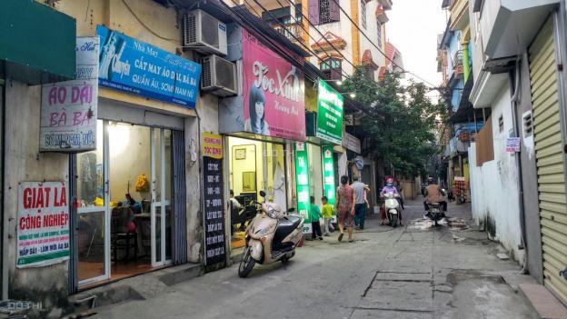 Sau TTTM Thanh Trì 63m2 mt 4m, Kinh doanh, Hai mặt tiền, ô tô đỗ cửa.