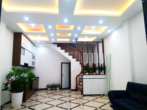 Chính chủ bán nhà mới, cách mặt phố Trương Định 100m, Q. Hai Bà Trưng, 45m2x5T, giá 3.9 tỷ
