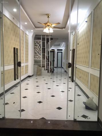 Chính chủ bán nhà mới ngõ 296 Lĩnh Nam, 50m2 x 4T, cách mặt đường 70m, giá 3,3 tỷ, LH 0902113778