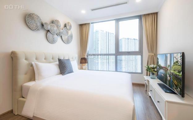 Cho thuê căn hộ dịch vụ ngắn hạn theo ngày tại Vinhomes Central Park, giá từ 1,2 tr/đêm