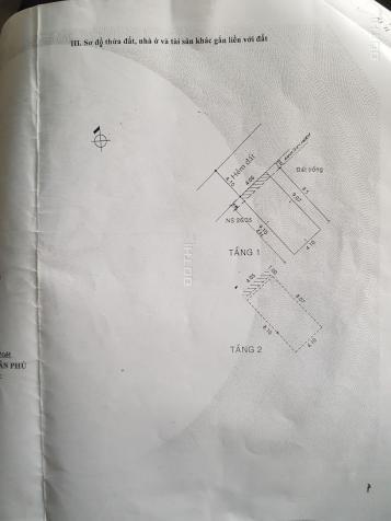 Bán nhà 26/31 đường B3, Tây Thạnh, Tân Phú