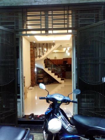 HXH Đào Duy Anh, Phường 9, nhà mới 1trệt 2lầu 4PN giá rẻ chỉ 15tr - Diện tích ngang 4 m x dài 11