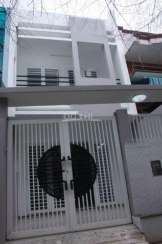 Nhà mới xây Đường Tân Sơn nhì 4x25m 1trệt 1lầu hẻm 5M giá rẻ nhà đẹp  -Diện tích 4x25M  1 trệt, 1 l