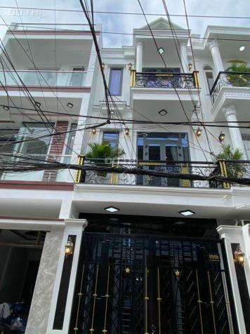 Chính chủ bán nhà đẹp mới xây 91 Cù Chính Lan