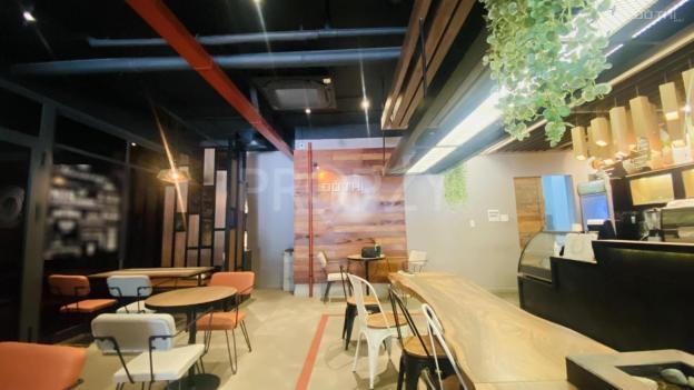 Cho thuê mặt bằng dưới tòa nhà văn phòng KD cafe
