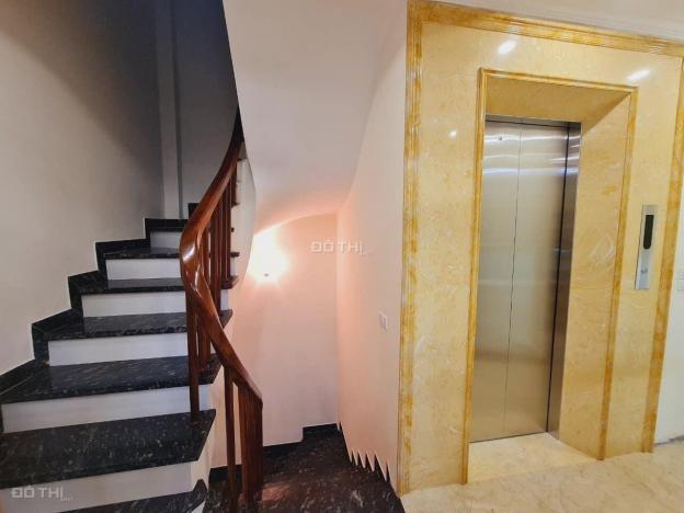 Nhà Mạc Thái Tổ 40m2 7 tầng thang máy full đồ nội thất đẹp, mặt tiền 5m giá: 10.8 tỷ