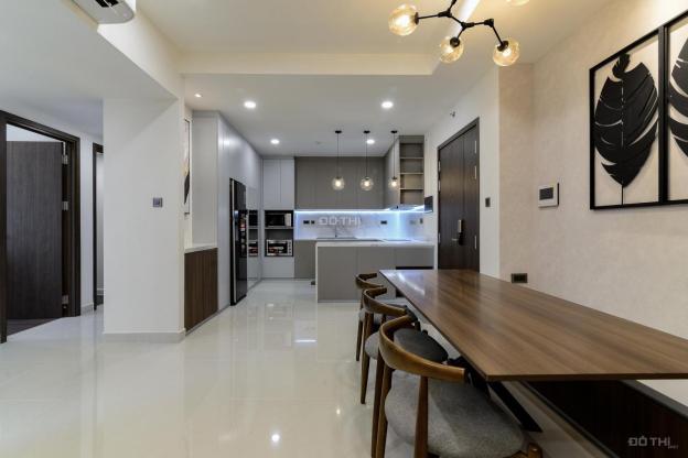Cho thuê căn hộ chung cư tại dự án Saigon Royal Residence, Quận 4, 114m2, giá 30 tr/th