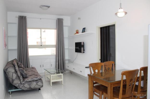 Cọc 1 tháng, giá 5.5 triệu/tháng. Cần cho thuê căn hộ 1 PN ở Thái An Tham Lương, đầy đủ tiện nghi