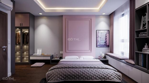 Chung cư Newton Residence - Cho thuê căn hộ 2PN 75m2 đầy đủ nội thất, view Bắc. Giá 16 triệu/th