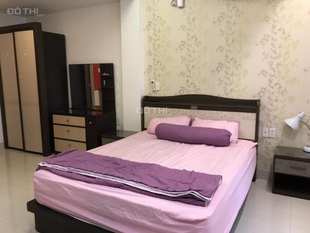 Cho thuê căn hộ dịch vụ cao cấp - Khu đô thị Him Lam, Q. 7, phòng sạch đẹp - đầy đủ nội thất